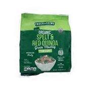 Fresh Thyme Organic Spelt Red Quinoa Grain Medley