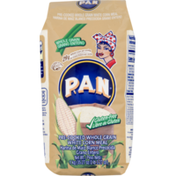 P.a.n. Pan White Corn Meal, Whole Grain, Gluten-Free, Pre-Cooked, Bag