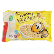 Food Club Honey Bzzzzz Sweetened Corn & Oat Cereal