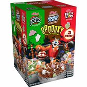 Kellogg's Breakfast Cereal, 7 Vitamins and Minerals, Variety Pack