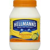 Hellmann's Mayonnaise With Lime Juice