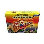 Family Favorites Boneless Skinless Chicken Breasts