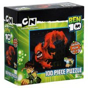 Cartoon Network Puzzle, 100 Pieces,