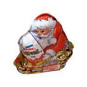 Kinder Hollow Chocolate Santa