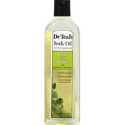 Dr. Teal's Body Oil, with Pure Epsom Salt, Relax & Relief, with Eucalyptus & Spearmint