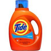 Tide Liquid Laundry Detergent, Clean Breeze, 48 Loads 75 fl oz