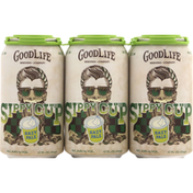 Goodlife Beer, Hazy Pale, Sippy Cup