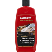 Mother's Cleaner Wax, Brazilian Carnauba