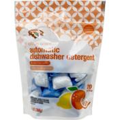 Hannaford Automatic Dishwasher Detergent Citrus Scent