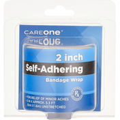 "CareOne 2"" Self-Adhering Bandage Wrap"