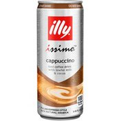 Illy Issimo Cappuccino Iced Coffee Drink