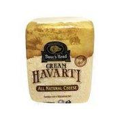 Boar's Head Plain Havarti Cheese