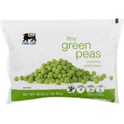 Food Lion Green Peas, Tiny, Bag