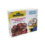 Minions Instant Pudding