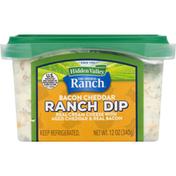 Hidden Valley Ranch Dip, Bacon Cheddar