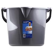 Mr. Clean Bucket, Flat Back