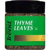 Spice Trend Thyme Leaves