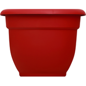 Bloem Planter, Ariana Burnt Red, 12 Inches