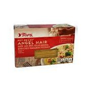 Tops Pot-ready Angel Hair, Enriched Macaroni Product