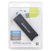 Iogear USB 2.0 Hub, 4-Port
