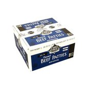 First Street 70% Lean Ground Beef Patties