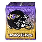 NFL Baltimore Ravens 2-Ply Premium Facial Tissues