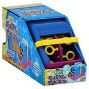 Rainbow Bubbles Bubble Machine, Mini