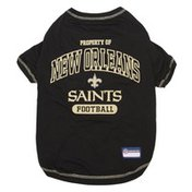 Pet First Extra Large New Orleans Saints Tee shirt