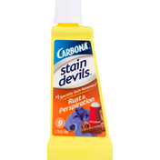 Carbona Stain Devils Rust & Perspiration Spot Remover
