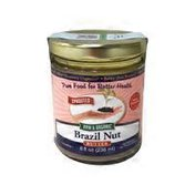 Blue Mountain Organics Raw, Organic, Sprouted Brazil Nut Butter