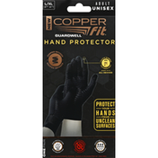 Copper Fit Hand Protector, Unisex, Adult, LG/XL
