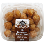 First Street Donut Holes, Old Fashioned