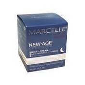 Marcelle New-Age Precision Anti-Wrinkle Plus Firming Night Cream