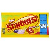 Starburst Fruit Chews, Sweets + Sours, Share Size