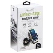 I Essentials Wireless Charger, Windshield Mount