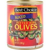 Best Choice Sliced Ripe Olive