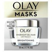 Olay Brightening Overnight Gel