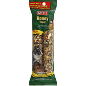 Kaytee Honey Treat, Hamster & Gerbil, Value Pack