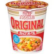 Nissin Cup Noodle Original Box