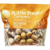 The Little Potato Potatoes, Fresh Creamer, Boomer Gold