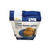 My Essentials Breaded Chicken Patties