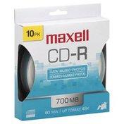 Maxell CD-R, 700 MB