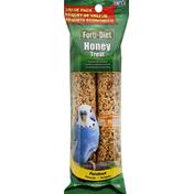 Forti-Diet Honey Treat, Parakeet, Value Pack