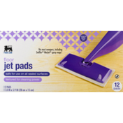 Food Lion Jet Pads, Floor, Box