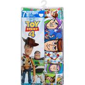 Disney Briefs, Toy Story 4, Toddler, Size 4T, Boys'