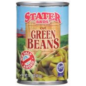 Stater Bros. Markets Cut Green Beans