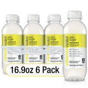 Glaceau Vitaminwater Sugar Squeezed, Electrolyte Enhanced Water W/ Vitamins, Lemonade Drinks