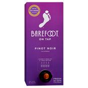 Barefoot On Tap Pinot Noir Red Wine Box Wine