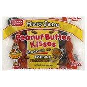 Necco Peanut Butter Kisses, Mary Jane