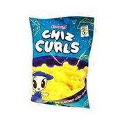 Jack N' Jill Chiz Curls Cheese Flavored Corn Curls